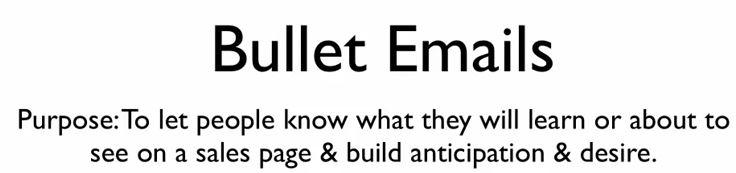 bulletemails